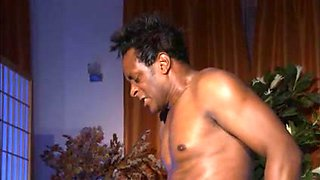 Exotic Stockings clip with Interracial,Italian scenes