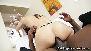 Mischa Brooks,Lexington Steele in Lex Turns Evil #02, Scene #02