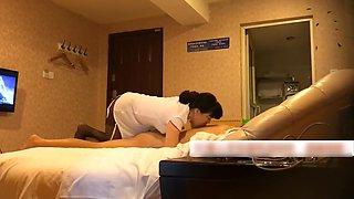 China Sauna Full Service - Nurse 02