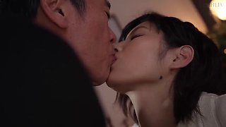 Japonese wife in a affair with his boss