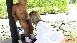 Exotic amateur MILFs, Cumshots xxx scene