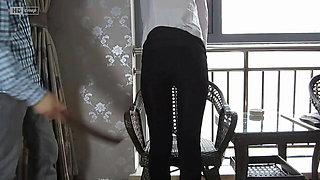 Girl who loves spanking 09