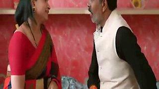 Indian desi husband wife fucking in hindi web series