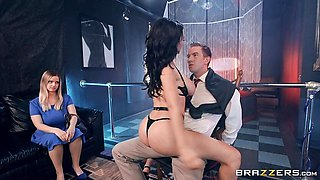 Massive Monster cock for steamy stripper Krissy Lynn
