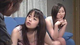 Fabulous Japanese chick Sara Ogawa, Minami Aoyama, Urara Haru in Amazing BDSM, Vintage JAV video