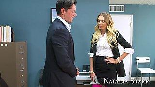 Natalia Starr - naughtyoffice