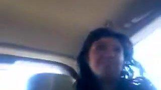 Arab Couple Fucking In Car