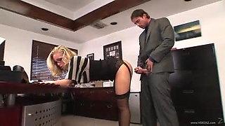 Nicoke nice sexy hot secretary
