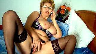 grannie mania web livecam - two