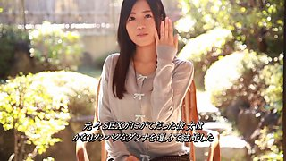 Natsuki Nakanishi in First AV Shooting part 1