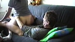 Turkish Milf Fatima caught fucking on spy camera