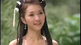 Chinese Qin dynasty couple fucking in the Bedroom and in a Public Forest