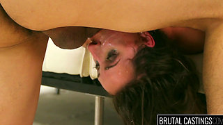 1080p Asley adams Dominated And Abused In To Hot Hardcore Casting