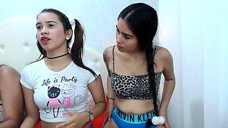 Amateur 18yo Webcam Teen New 17