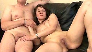 Meilleur mature, clip porno Brunette