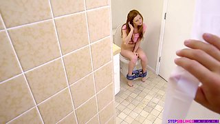 Exciting POV video featuring sizzling step sister Alaina Dawson