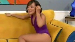 Hot Chinese Babe Jandi Lin Squirts