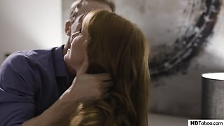 Husband arrived home in the middle of cheating sex - Penny Pax
