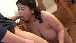 The wife next door is Ai Kirishima
