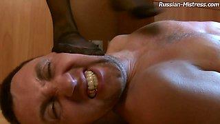 Russian-Mistress Video: Abby