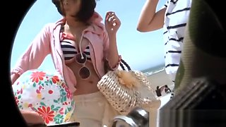 Japanese Massage Hot Teen Picked From Beach For Sex