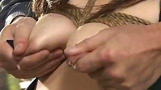 Mature Women in Jetting Milk 7