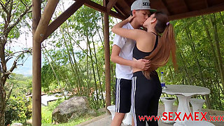 SexMex OUTDOORS SEX LAURIE BLONDE
