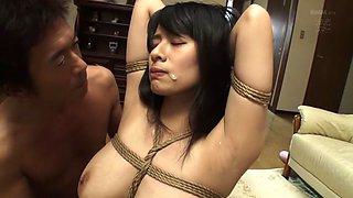 Amazing Japanese slut Hana Haruna in Exotic fingering, dildos/toys JAV movie