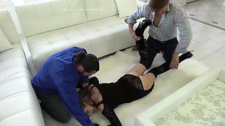 Teen forced to fuck part 1