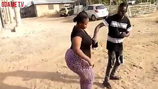 african monster ass 1