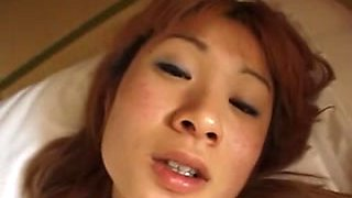 Teen Japanese whores getting nailed and creampied