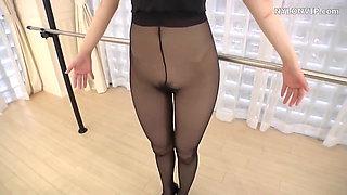 uncensored pantyhose ballerina dancer uncensored fetish