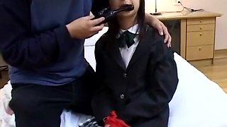 Maria Hirai Uncensored Hardcore Video with Swallow, Dildos/Toys scenes