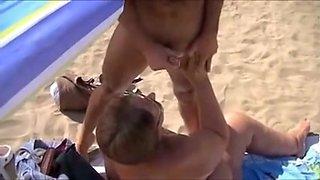 Tasting cum from stranger