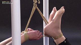 Chinese rope binding