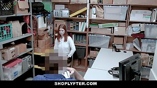 Pepper Hart in Case No. 5587980 - Shoplyfter