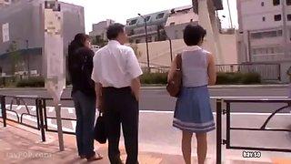 Bus molester and remote control vibrator
