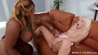 Kenzie Reeves & Victoria Cakes in Fucked Out Of House & Home: Part 1 - BRAZZERS