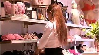 Underwear Shop Lesbian