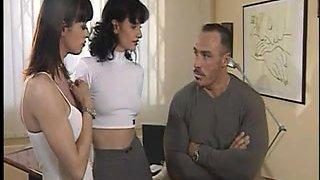 Beautiful Italian chicks go hardcore anal
